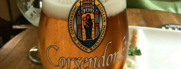 Belga Söröző is one of Legjobb cseh, belga és kézműves sörök!.