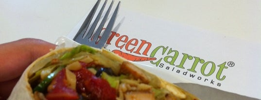 Green Carrot is one of Top Favorites Food Places in بيروت, Lebanon.