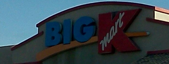 Kmart is one of Best Places to Shop.