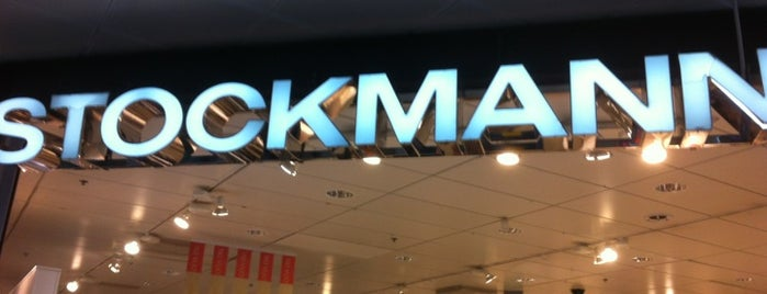 Stockmann is one of Moido.