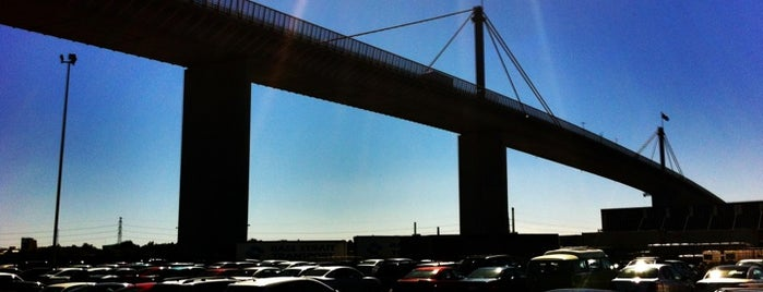 West Gate Bridge is one of Quintessential Melbourne.