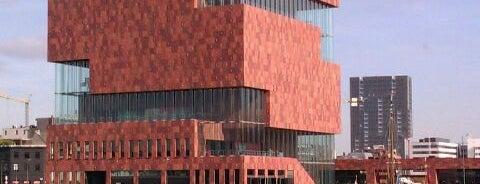 MAS I Museum aan de Stroom is one of Mijn Antwerpen.