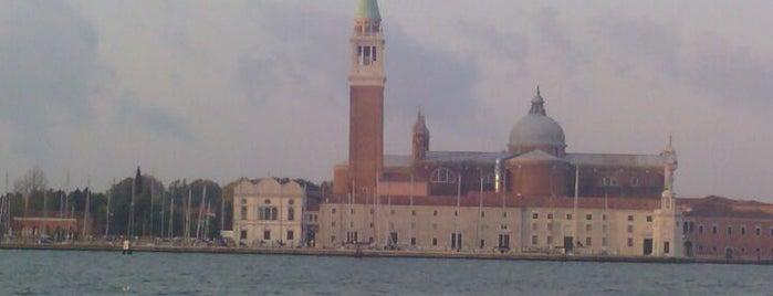 San Giorgio Maggiore is one of Venezia.