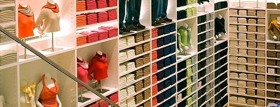 UNIQLO is one of Shops to visit | New York.