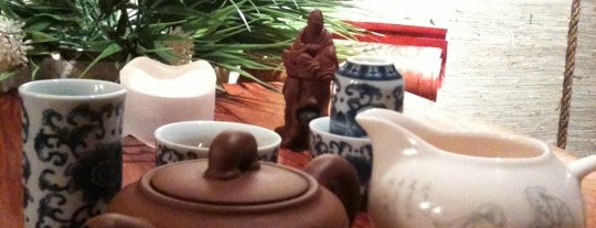 Чан чая / Chan Chaja is one of Підвішена кава - Одеса.