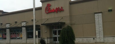 Chick-fil-A is one of Favorite Fast Food.