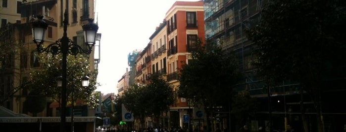 Calle de la Montera is one of Madrid, baby!.