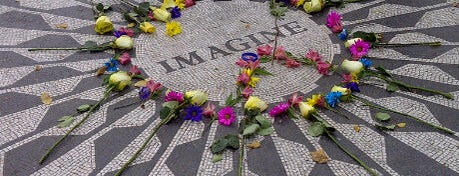 Strawberry Fields is one of Secrets of NYC.