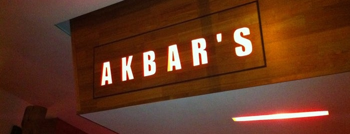 Akbar's is one of Foodies in Manchester.
