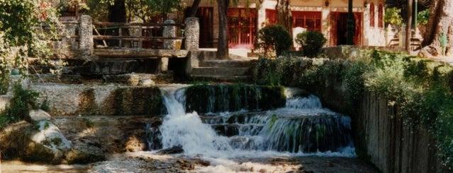 Fuente del Río is one of 101 cosas que ver en Andalucía antes de morir.