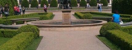Valdštejnská zahrada | Wallenstein Garden is one of Gardens, Parks and Forests in Prague.