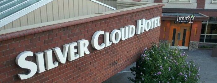 Silver Cloud Hotel is one of EV Charging Stations - Washington State.