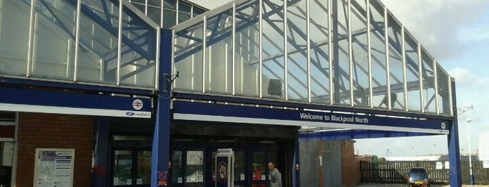 Blackpool North Railway Station (BPN) is one of Railway Stations in UK.