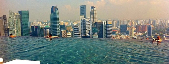 Sands SkyPark is one of Beautiful Views.