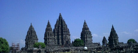 Candi Prambanan (Prambanan Temple) is one of Top 10 places to try this season.