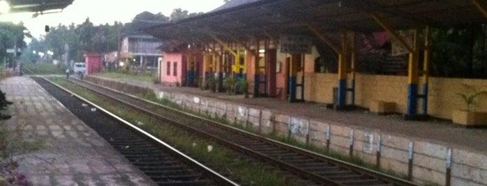 Kandana Railway Station is one of Railway Stations In Sri Lanka.