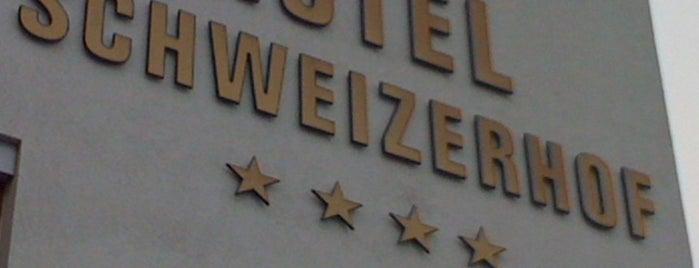 Hotel Schweizerhof is one of Hotels I Enjoyed Staying At.