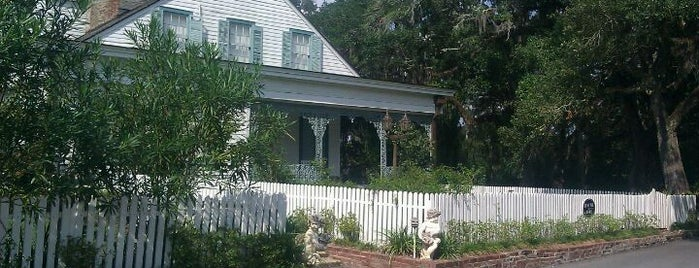 The Myrtles Plantation is one of Best Haunts and Scares In United States-Halloween.