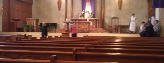 St. Austin's Catholic Church is one of Parishes in the Austin Metro Area.