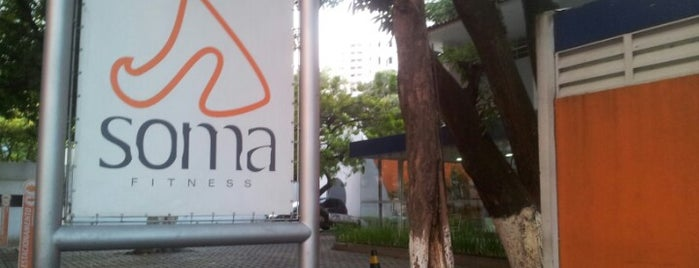 Academia Soma Fitness is one of Nossos Clientes.