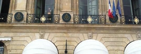 HÔTEL RITZ is one of Paris, FR.