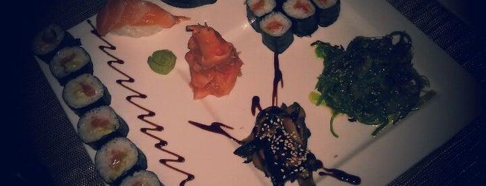 Sushi places in bratislava for Mamas design hotel bratislava