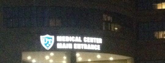 UT Medical Center is one of Utmc.
