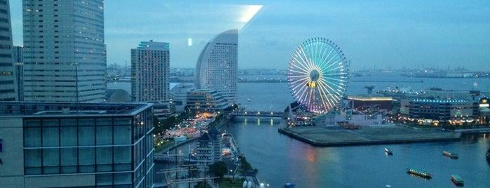 ニューオータニイン横浜 is one of Hotel.