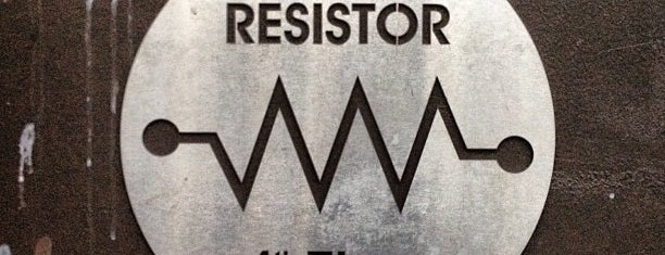 NYC Resistor is one of Ultimate NYC Nerd List.