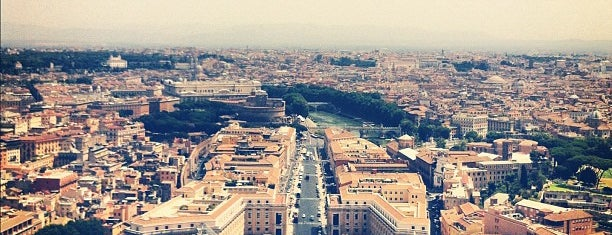 Vatican City is one of Dream Destinations.