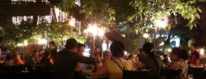 Barbecue Garden is one of Food in HCMC.