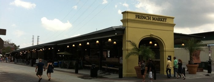French Market is one of Our 48 Hour New Orleans Trip.