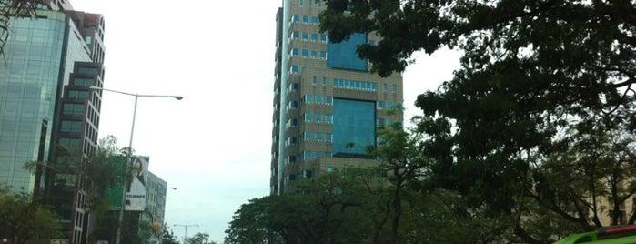 Cebu Business Park is one of Certified Cebu.