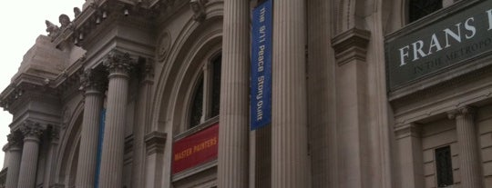 The Metropolitan Museum of Art is one of Must-visit Museums in New York.