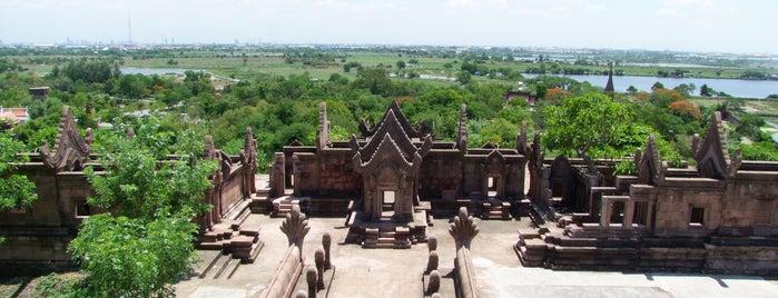 เมืองโบราณ (Ancient Siam) is one of Bangkok (กรุงเทพมหานคร).