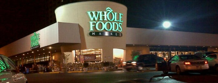 Whole Foods Market is one of Fave Food.