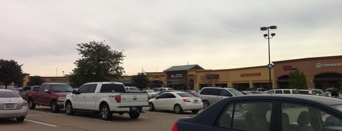 Allen Premium Outlets is one of * Gr8 Dallas Shopping (non-grocery).