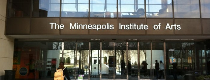 Minneapolis Institute of Art is one of Best Spots in Minneapolis, MN!.
