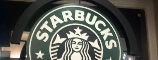 Starbucks is one of Suffolk University.
