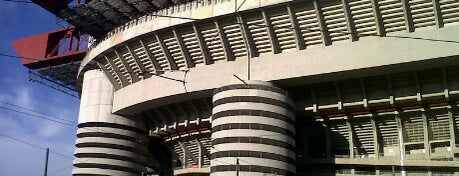 "Stadio San Siro ""Giuseppe Meazza"" is one of Sports Arena's."