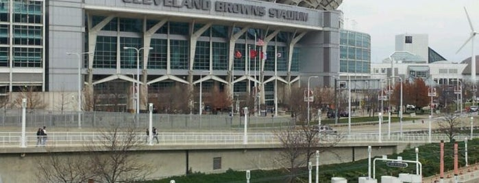 FirstEnergy Stadium, Home of the Cleveland Browns is one of NFL Stadiums.
