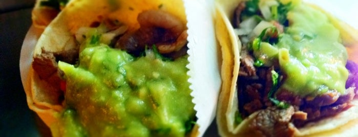 Tacos El Gallo Giro is one of NYC's Best Tacos.