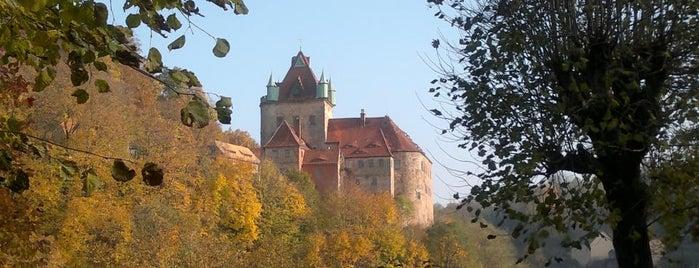 Schloss Kuckuckstein is one of Burgen und Schlösser.