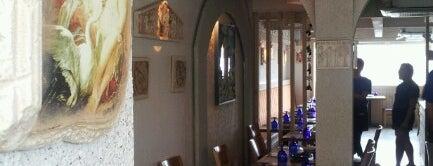 Santorini Taverna is one of 먹고 죽으면 때깔도 곱다지.