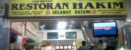Restoran Hakim is one of Must-visit Malaysian Restaurants in Shah Alam.