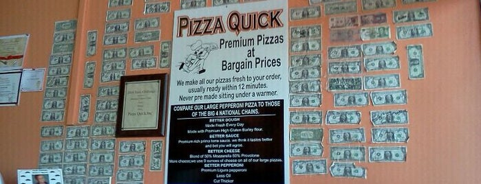 Pizza Quick is one of Niche Food in Tallahassee.