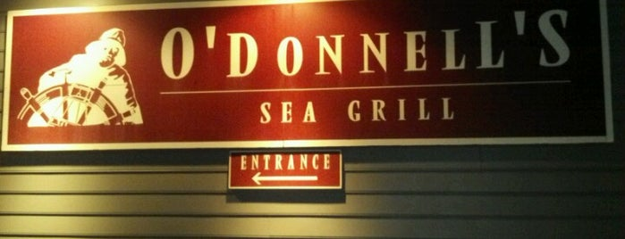 O'Donnell's Sea Grill is one of Must-visit Food in Gaithersburg.
