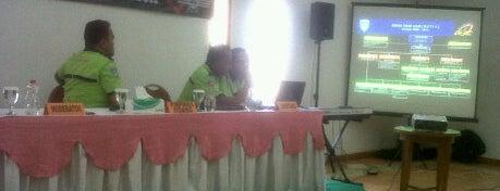 Wisma Makara UI, Rg. Alamanda is one of Inspired locations of learning.