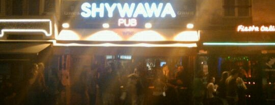 Shywawa is one of Bars / Pubs.