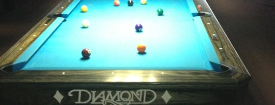 Bumper's Billards is one of Frequent.